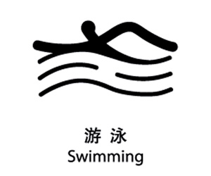 Swimming in Beijing Olympics