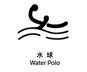Water Polo in Beijing Olympics